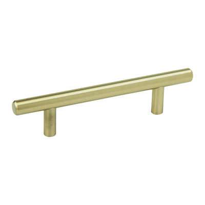 Amerock  Bar Pulls Collection  Pull  Champagne  1 pk