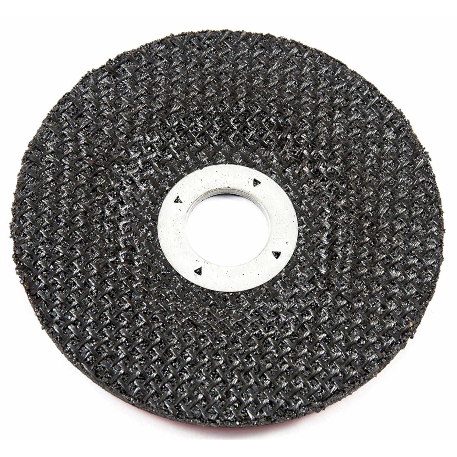 Forney  4-1/2 in. Dia. x 1/8 in. thick  x 7/8 in.   Metal Grinding Wheel  1 pc.