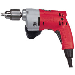 Milwaukee  MAGNUM  1/2 in. Keyed  Corded Drill  5.5 amps 950 rpm