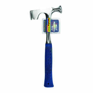 Estwing  11 oz. Hatchet  Drywall Hammer Hatchet  14 in. Silver  Forged Steel