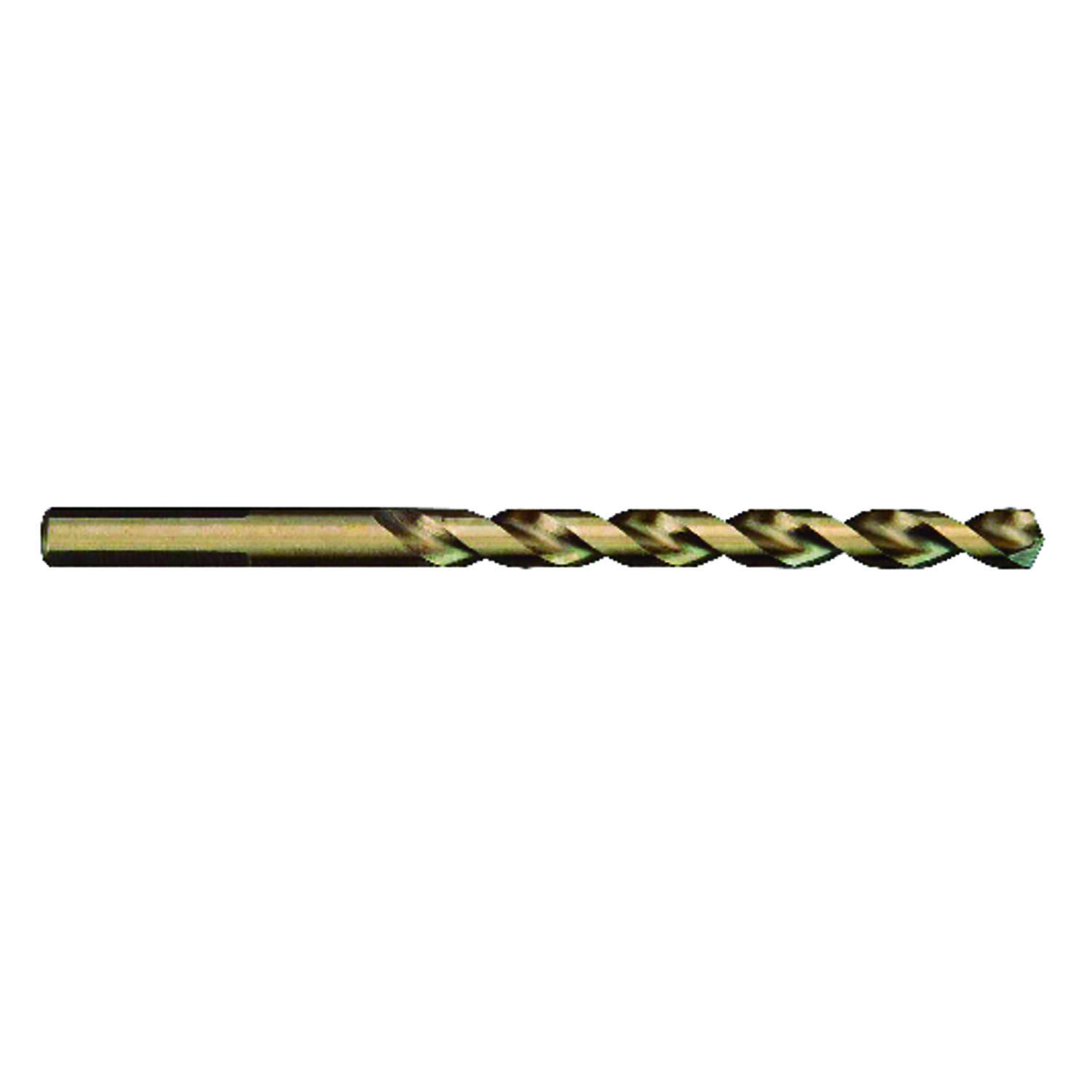 Milwaukee  RED HELIX  7/64 in.  x 2-5/8 in. L Cobalt Steel  THUNDERBOLT  Drill Bit  1 pc.