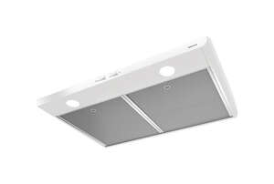 Broan  Sahale  White  29-7/8 in. W Range Hood