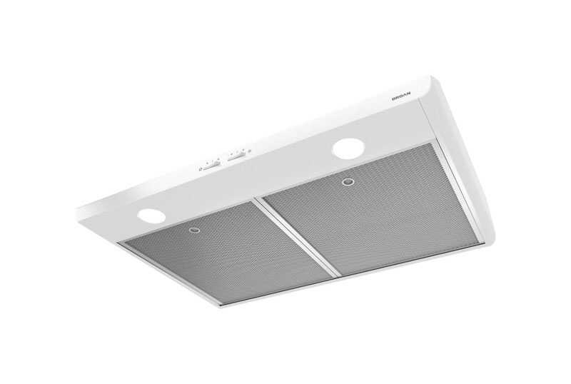 Broan  Sahale  29-7/8 in. W White  Range Hood