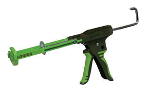 Newborn  Hybrid Tech  Lightweight  Steel  Drip Free Caulking Gun