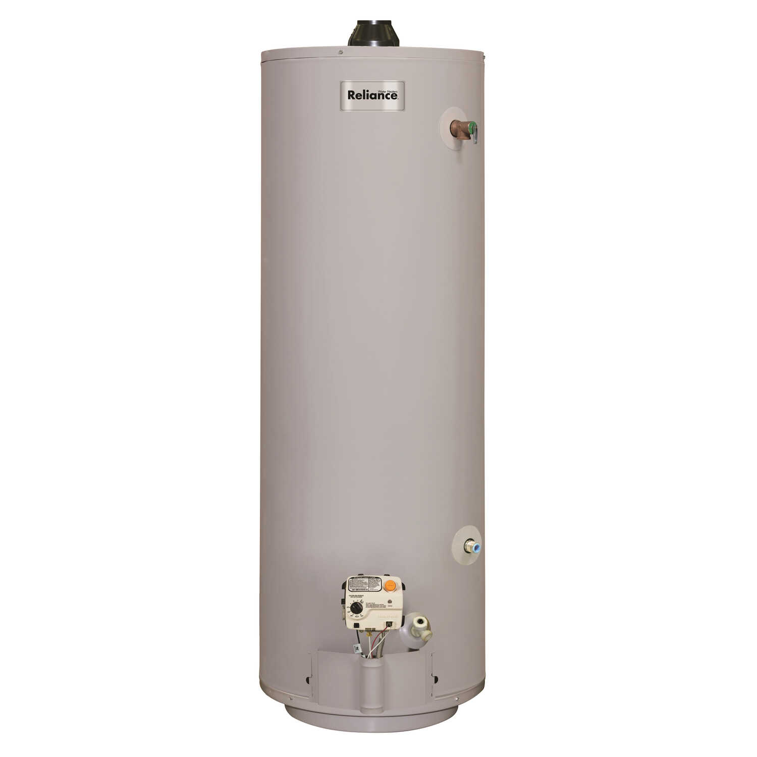 Reliance  40 gal. 32000 BTU Natural Gas/Propane  Mobile Home Water Heater