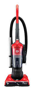 Dirt Devil  Direct Power  Bagless  Corded  Upright Vacuum  8 amps Red  Standard
