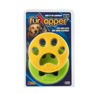 FurZapper  Assorted  All Pets  Hair Lifter  2 pk
