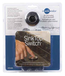 InSinkErator  Garbage Disposal Sink Top Switch