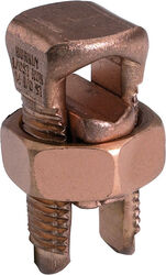 Burndy  Servit  Split Bolt Connector  3/4 in. Dia. 5 pk