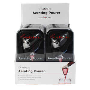 Rabbit  ABS  Aerating Wine Pourer