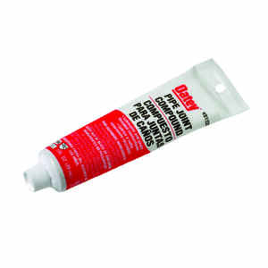 Oatey  Gray  Pipe Joint Compound  1 oz.