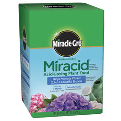 Miracle-Gro  Miracid  Powder  Plant Food  1 lb.