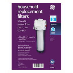GE Appliances  Whole House  Replacement Filter  For GE GXWH04F, GXWH20S