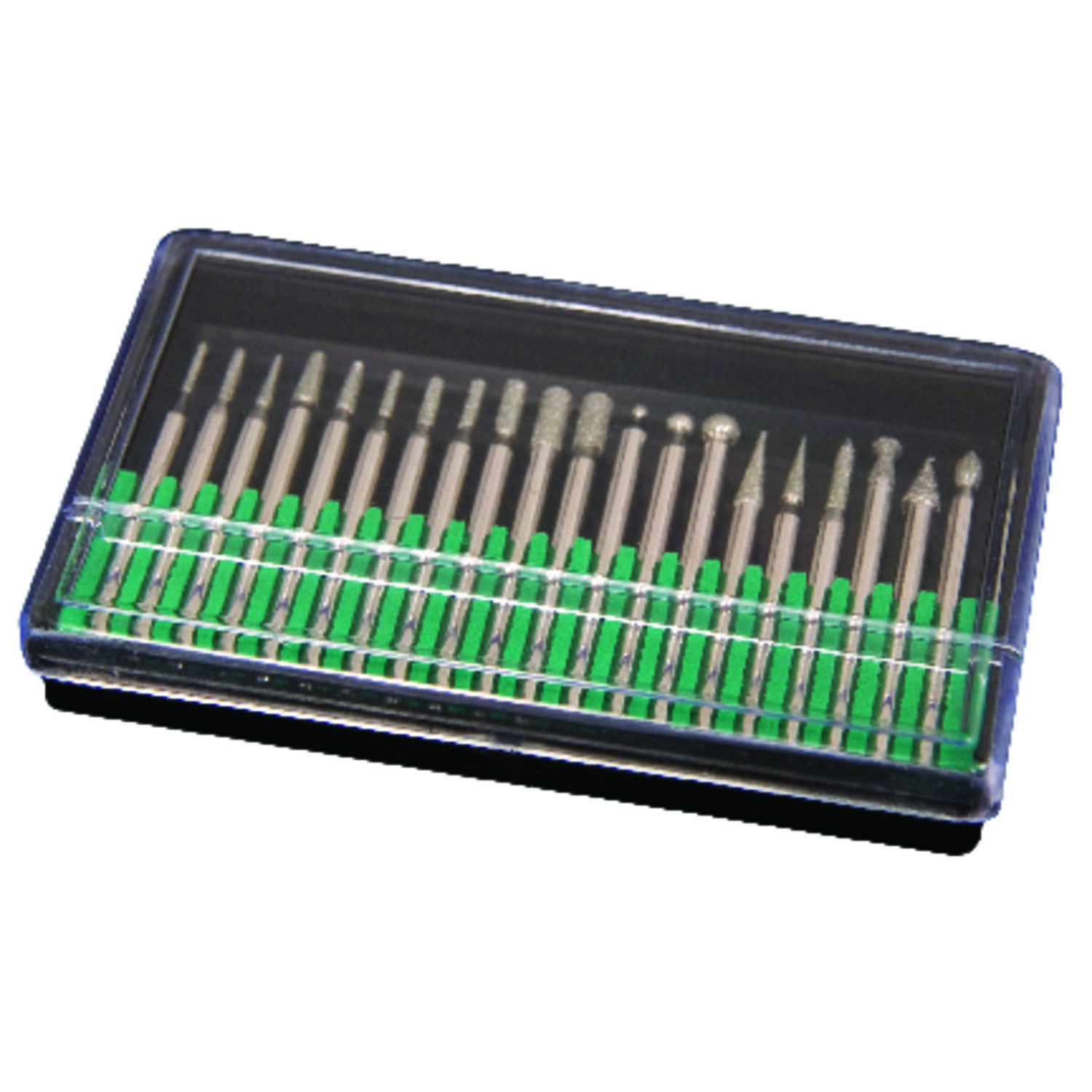 Forney  .75 in. L x 2.75 in. W Welding Tip  20 pc.