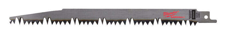 Milwaukee  SAWZALL  9 in. Carbon Steel  Pruning  Reciprocating Saw Blade  5 TPI 1 pk