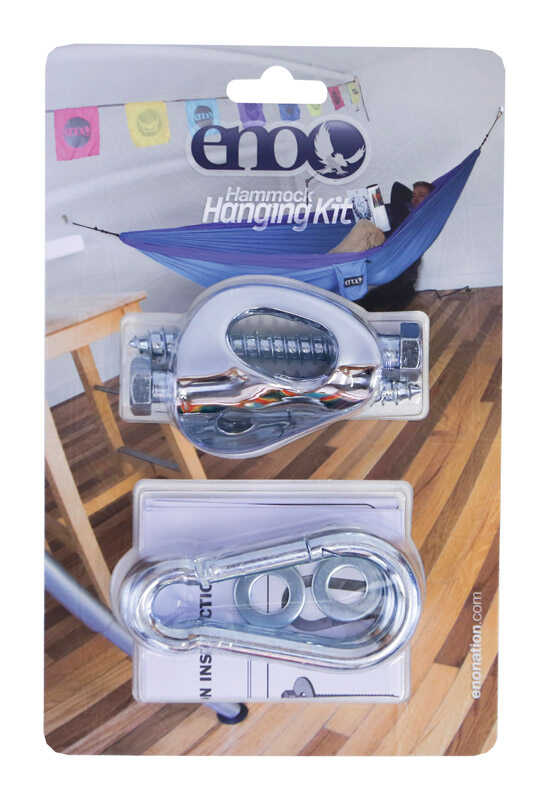 ENO  2 in. W x 2 in. L Hammock Hanging Kit