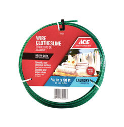 Ace 50 ft. L PVC Clothesline