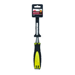Ace  Pro Series  3/8 in. W Carbon Steel  Wood Chisel  Black/Yellow  1 pk