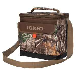 Igloo  Realtree  Cooler  12 can capacity Brown  1 pk