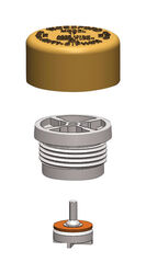 Woodford Brass Vacuum Breaker Float Kit