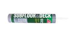 Ace  Subfloor & Deck  Construction Adhesive  28 oz.