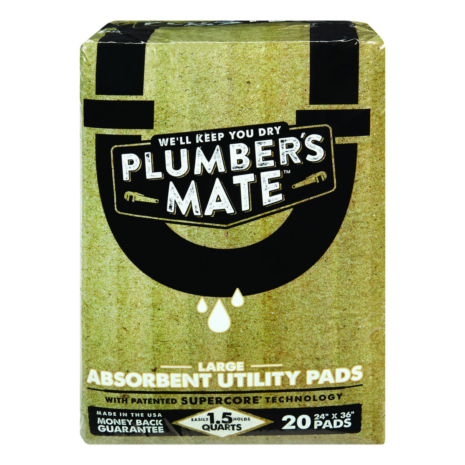 Plumber's Mate Utility Pad - Ace Hardware