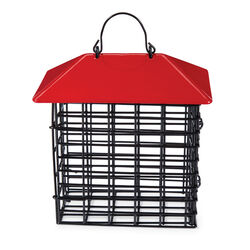 Stokes Select  4 lb. Wire  Double Suet Basket  1 ports