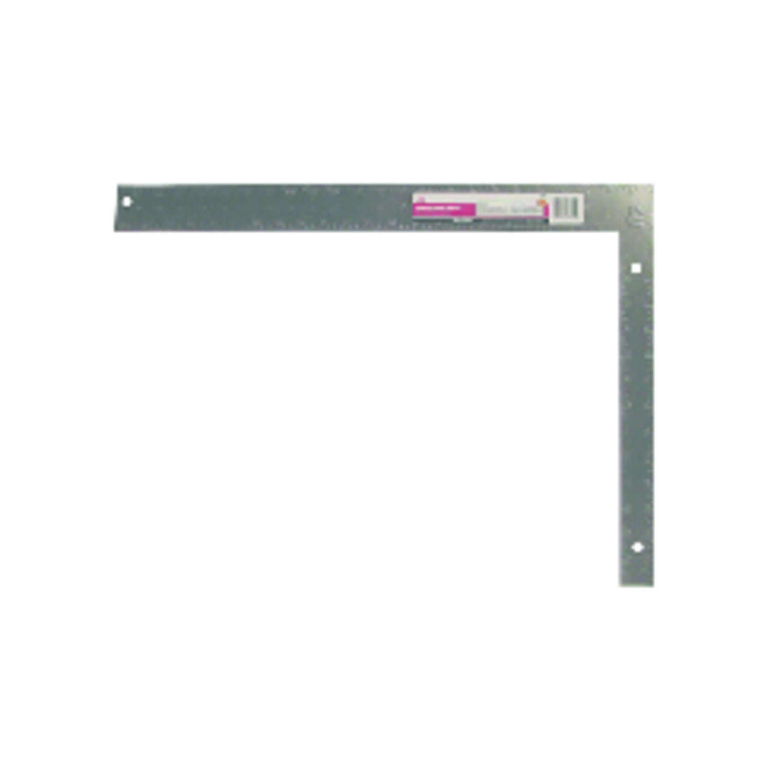 Ace  24 in. L x 16 in. H Steel  Framing Square  Silver