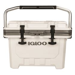 Igloo  IMX  Cooler  24 qt. White