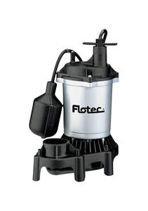 Flotec  1/2 hp 4200 gph Thermoplastic  Submersible Sump Pump