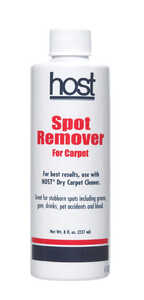 HOST  No Scent Carpet Stain Remover  Liquid  8 oz.