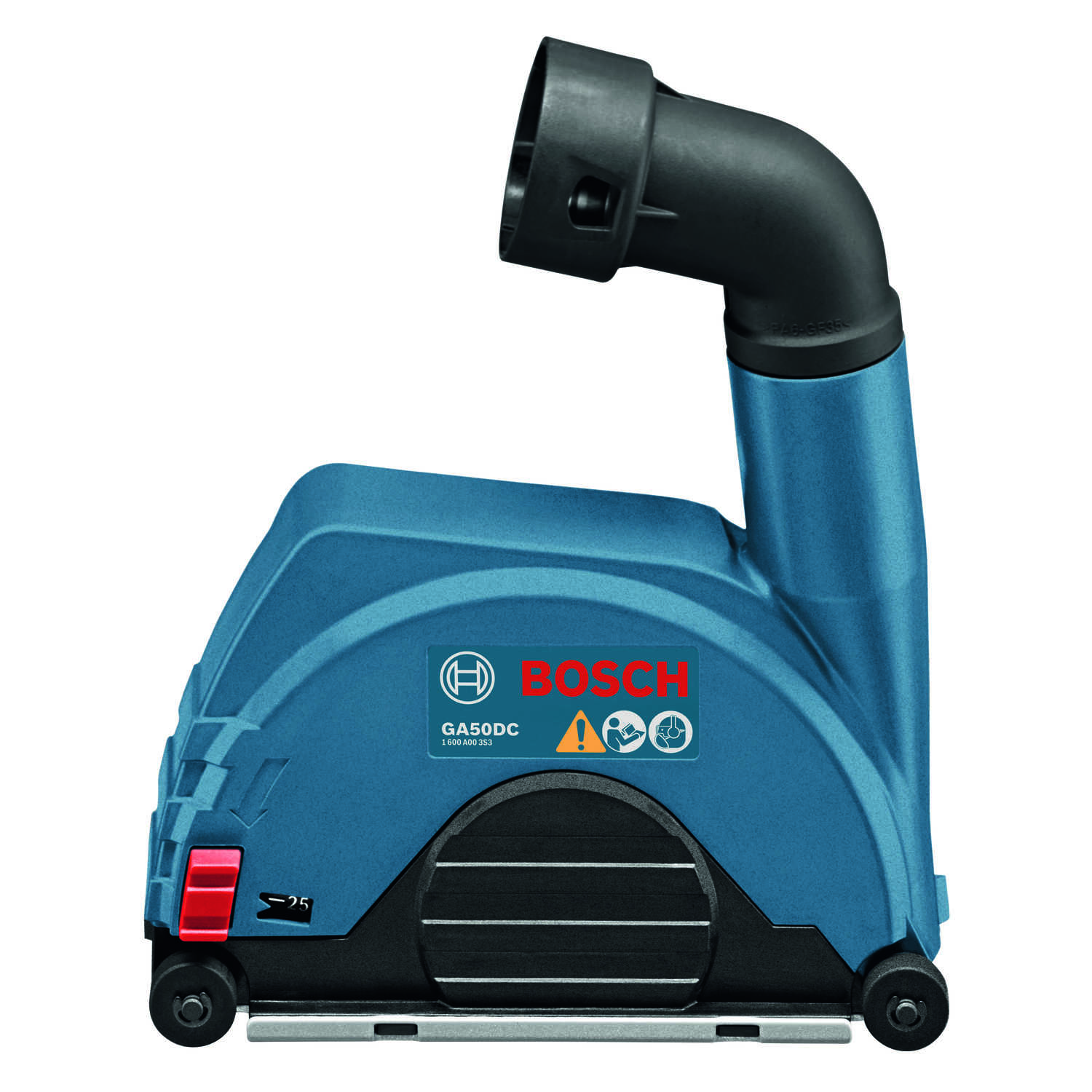Bosch  7.5 in. L Dust Collection Attachment  1 pc.