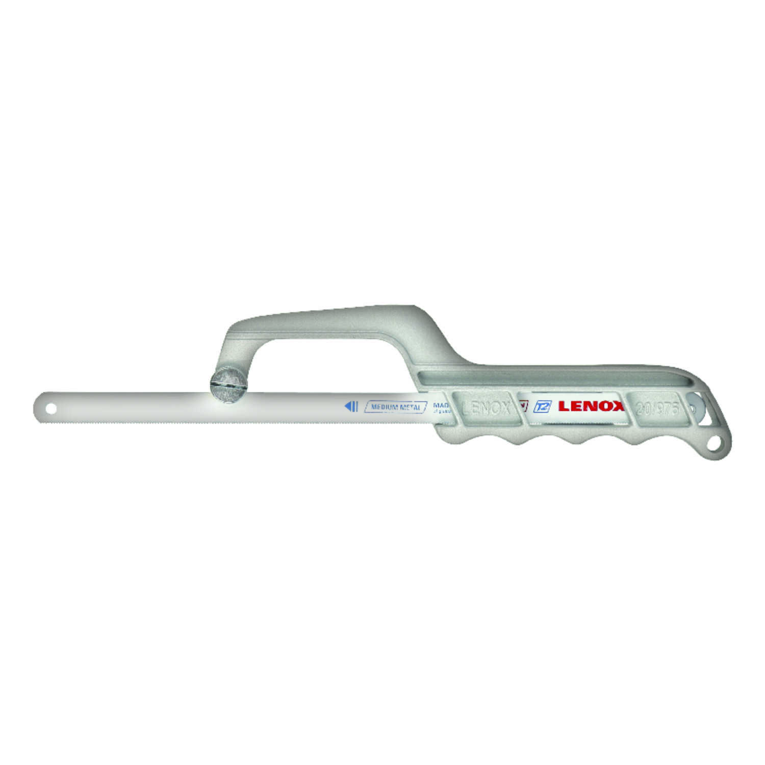 Lenox  Close Quarter  12 in. Hacksaw  White  1 pc.