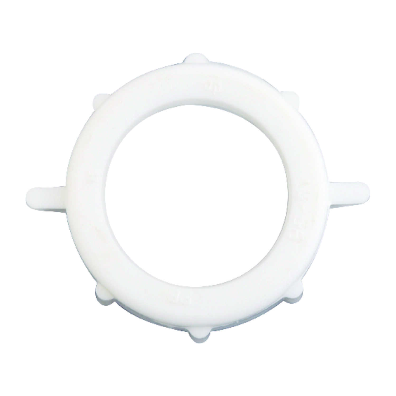 Ace  1-1/4 in. Dia. PVC  Nut