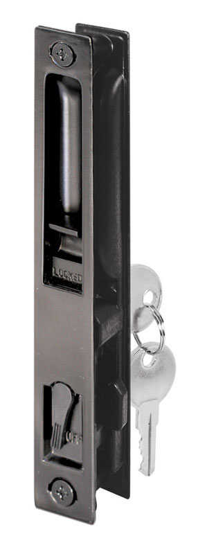 Prime-Line  Steel  Outdoor  Door Handle