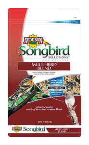 Audubon Park  Songbird Selections  Assorted Species  Wild Bird Food  Millet  15 lb.