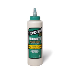 Titebond  III Ultimate  Tan  Wood Glue  16 oz.