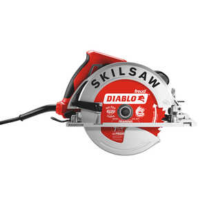 SKILSAW  Sidewinder  7-1/4 in. 120 volts 15 amps Worm Drive Mag Saw  5300 rpm