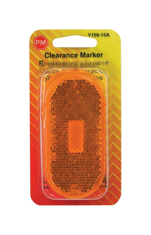 Peterson  Amber  Clearance Light