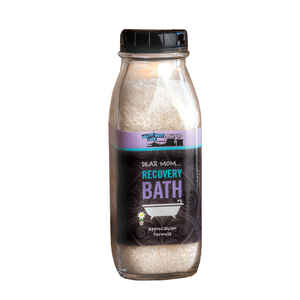 Walton Wood Farm  Bath Events Dear Mom  Lavender and Vanilla Scent Bath Salts  16 oz. 1 pk