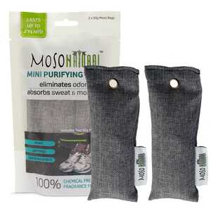 Moso Natural  No Scent Air Purifying Bag  50 gm Powder