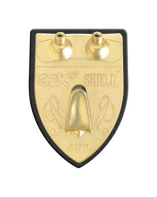 OOK  Shield  Picture Hanger  50 lb. 2 pk