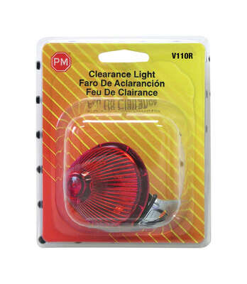 Peterson  Red  Clearance  Light