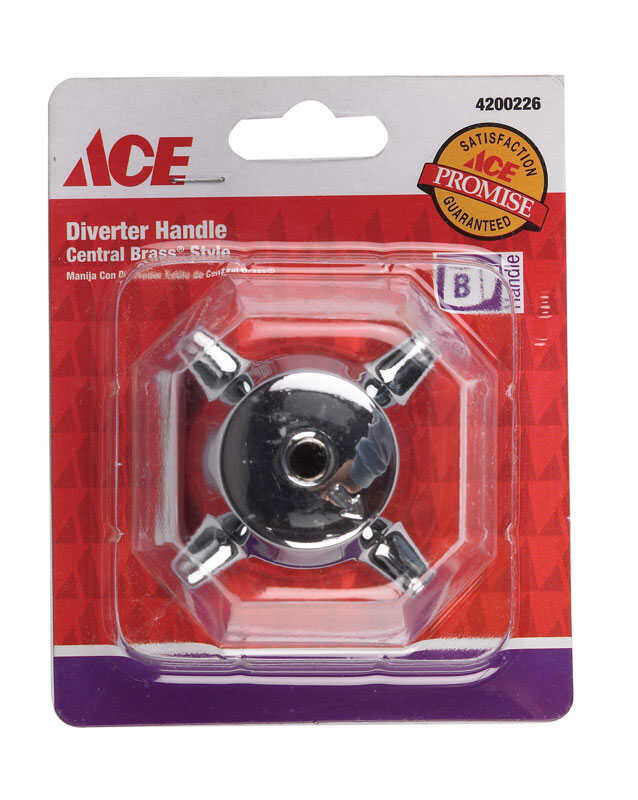 Ace  OEM  Chrome  Diverter Handle