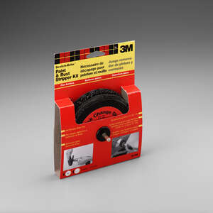 3M  Paint and Rust Stripper Kit