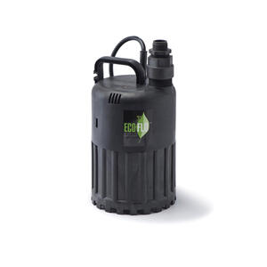 Ecoflo  1/2 hp 3180 gph Thermoplastic  Submersible Submersible Pump
