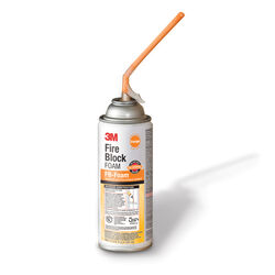 3M  Orange  Foam  Fireblock  Sealant  12 oz.