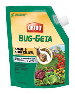 Ortho  Bug-Geta  Slug and Snail Killer  2 pk