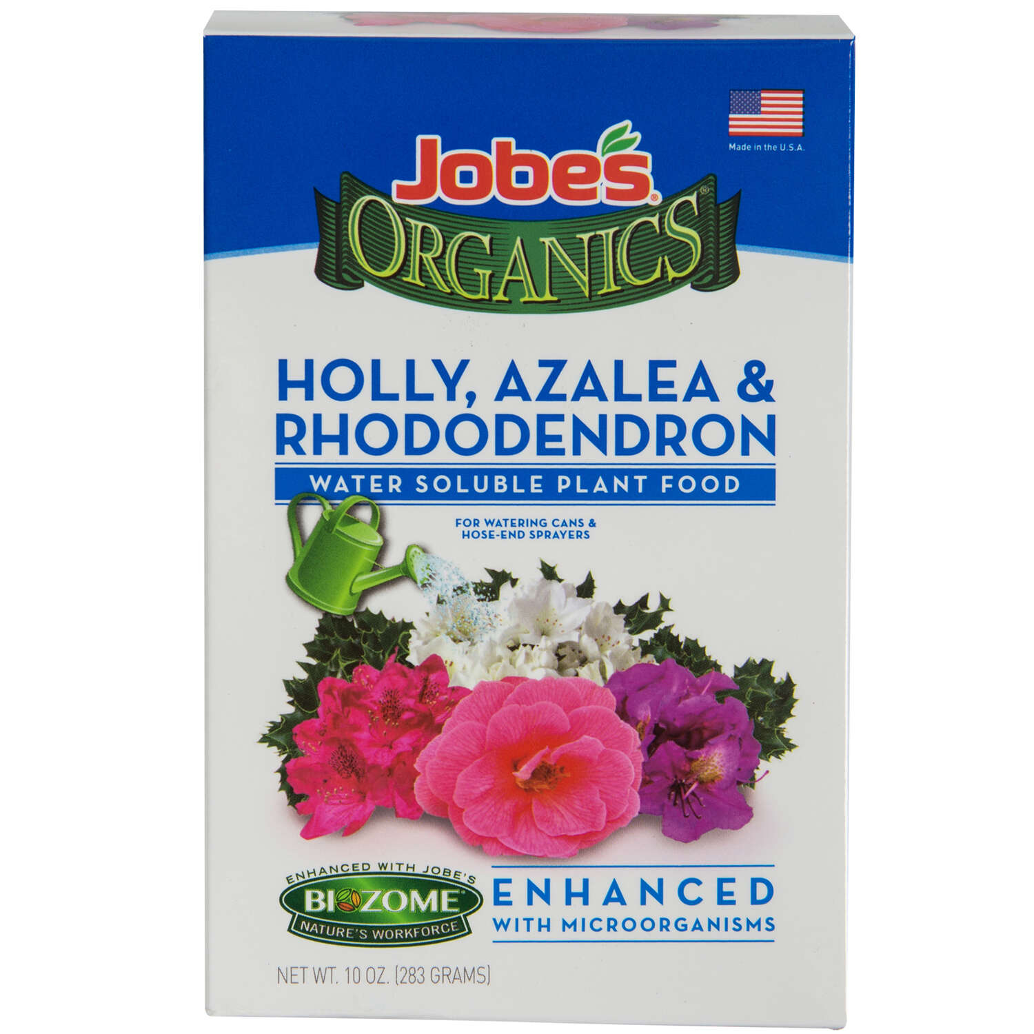 Jobe's  Organics Holly Azalea & Rhododendron  Powder  Plant Food  10 oz.