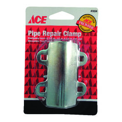 Ace  3/8 X 1/2 X 3/4  Steel  Pipe Clamps